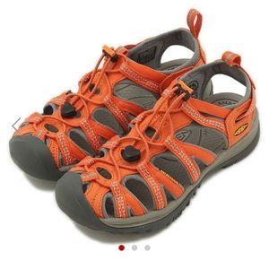 Keen Whisper waterproof shoes